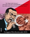 Cartoon: Erdogan  Märchenstunde (small) by ESchröder tagged recep,erdogan,papst,franziskus,türkei,armenien,völkermord,genozid,1915,100jahre,massaker,massenmorde,gedenken