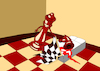 Cartoon: Chess Mafia... (small) by berk-olgun tagged chess,mafia