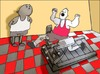 Cartoon: Finish Line.. (small) by berk-olgun tagged finish,line