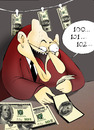 Cartoon: Forger... (small) by berk-olgun tagged forger