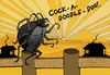 Cartoon: Gregor Samsa at Farm... (small) by berk-olgun tagged gregor,samsa,at,farm