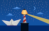Cartoon: Light House... (small) by berk-olgun tagged light,house