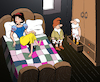 Cartoon: No Comment... (small) by berk-olgun tagged no comment