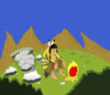 Cartoon: No Comment 2... (small) by berk-olgun tagged no,comment