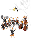 Cartoon: Organization... (small) by berk-olgun tagged organization
