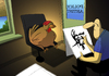 Cartoon: Photofit... (small) by berk-olgun tagged photofit