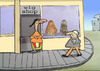 Cartoon: pranfena.. (small) by berk-olgun tagged pranfena