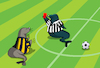 Cartoon: Red Card... (small) by berk-olgun tagged red,card