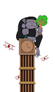 Cartoon: Rendezvous... (small) by berk-olgun tagged rendezvous
