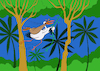 Cartoon: Stork... (small) by berk-olgun tagged stork
