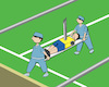 Cartoon: Table Football... (small) by berk-olgun tagged table,football