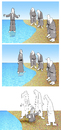 Cartoon: The Miracle.. (small) by berk-olgun tagged the,miracle