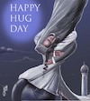 Cartoon: HAPPY HUG DAY (small) by Marian Avramescu tagged mmmmm