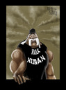 Cartoon: hulk (small) by Marian Avramescu tagged mmmmmmmmmmmmmmm