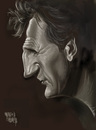 Cartoon: LIAM NEESON (small) by Marian Avramescu tagged mmmmmmm