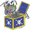 Cartoon: Jack In The Box (small) by m-crackaz tagged jack,in,the,box