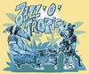 Cartoon: jazz o tropical (small) by jenapaul tagged jazz,music,tropical,carribean,south,summer