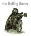 Cartoon: the rolling bones (small) by jenapaul tagged rollingstones,band,musik,keith,richards,rock