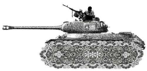 Cartoon: Folktank (medium) by zu tagged folk,art,tank