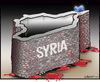 Cartoon: Behind the wall of silence (small) by jeander tagged syria,arab,spring,terror