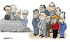 Cartoon: German bundeskanzlers (small) by jeander tagged germany,bundeskanzlers,leaders,helmut,schmidt,ludwig,erhard,konrad,adenauer,angela,merkel,willy,brandt,gerhard,schröder,kohl,kurt,georg,kiesinger,egon,krenz,erich,honecker,walter,ulbricht,willi,stoph