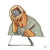 Cartoon: - (small) by mseveri tagged creating,blank