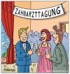 Cartoon: grinsevent (small) by pentrick tagged zahnarzt,dentist,business,man,woman