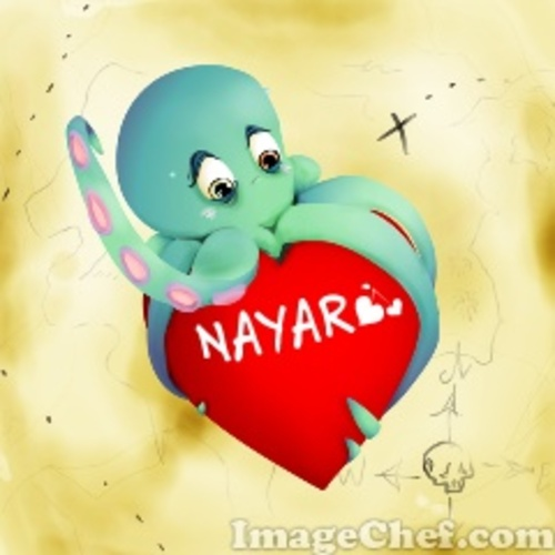 Cartoon: my name (medium) by nayar tagged famous,people