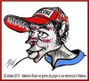 Cartoon: Valentino Rossi (small) by Enzo Maneglia Man tagged valentino,rossi,motogp,caricatura,enzo,maneglia,man