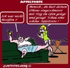 Cartoon: Apfeltorte (small) by cartoonharry tagged apfeltorte,besoffen,betrunken,iphone