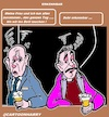 Cartoon: Erkennbar (small) by cartoonharry tagged erkennbar,bar,besoffen