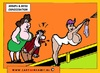 Cartoon: Exaggeration (small) by cartoonharry tagged exaggeration,nude,sex,sexy,nymphs,nymph,cartoon,cartoonharry,cartoonist,dutch,toonpool