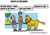 Cartoon: Exceptions (small) by cartoonharry tagged exceptions,rules,beasts,kids,animals,daddy,mummy