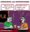 Cartoon: Fahren (small) by cartoonharry tagged bar,betrunken,maedchen,weiterfahren