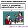 Cartoon: French Cooks (small) by cartoonharry tagged france,french,ortolaan,cooks