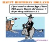 Cartoon: Happy Birthday (small) by cartoonharry tagged birthday,happy,holland