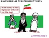 Cartoon: Hasan Rohani (small) by cartoonharry tagged iran,khamenei,rohani,repression,cartoons,cartoonharry,toonpool