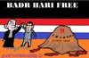 Cartoon: Justice Error (small) by cartoonharry tagged badr,hari,badrhari,free,error,justice,netherlands,charges,cartoon,cartoonharry,cartoonist,dutch,toonpool