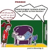 Cartoon: Keine Suche (small) by cartoonharry tagged pharao,suche,zuhause