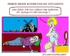 Cartoon: Kosmetische Eingriffe (small) by cartoonharry tagged kosmetisch,cartoonharry