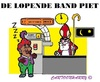 Cartoon: Lopende Band (small) by cartoonharry tagged sinterklaas,zwartepiet