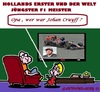 Cartoon: Max Verstappen (small) by cartoonharry tagged holland,meister,f1,juengster,erster