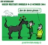 Cartoon: Military Enschede Boekelo 2014 (small) by cartoonharry tagged holland,enschede,boekelo,military,2014