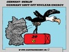 Cartoon: No Nuclear Energy In Germany (small) by cartoonharry tagged germany,deutschland,good,bad,news,nuclear,energy,powerplants,cartoon,cartoonist,cartoonharry,dutch,toonpool