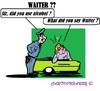 Cartoon: Police Waiter (small) by cartoonharry tagged police,driver,drunk,car,waiter