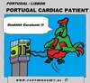 Cartoon: Portugal Cardiac Patient (small) by cartoonharry tagged portugal,cardiac,patient,excelente,cartoon,comic,comics,comix,artist,cartoonist,cartoonharry,dutch,toonpool,toonsup,hyves,linkedin,buurtlink,deviantart