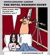Cartoon: Royal Wedding Of Kate a William (small) by cartoonharry tagged royal,wedding,kate,william,marriage,charles,queen,buckingham,palace,windsor,mountbatten,middleton,westminster,abbey,camilla
