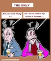 Cartoon: The only Thing (small) by cartoonharry tagged thing,cartoonharry,all