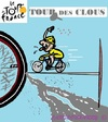 Cartoon: Tour des Clous (small) by cartoonharry tagged tourdefrance,tourdesclous,france,cartoon,cartoonist,bike,cartoonharry,dutch,toonpool