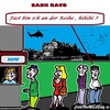 Cartoon: Überfall (small) by cartoonharry tagged überfall,fast,reihe